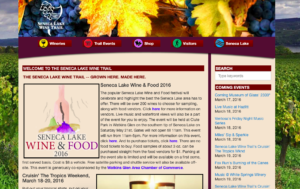old seneca lake wine trail website