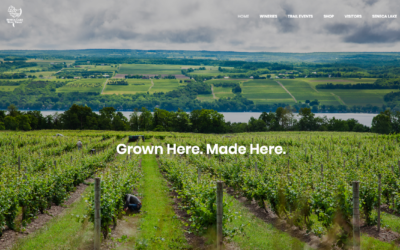 Launched: Seneca Lake Wine Trail